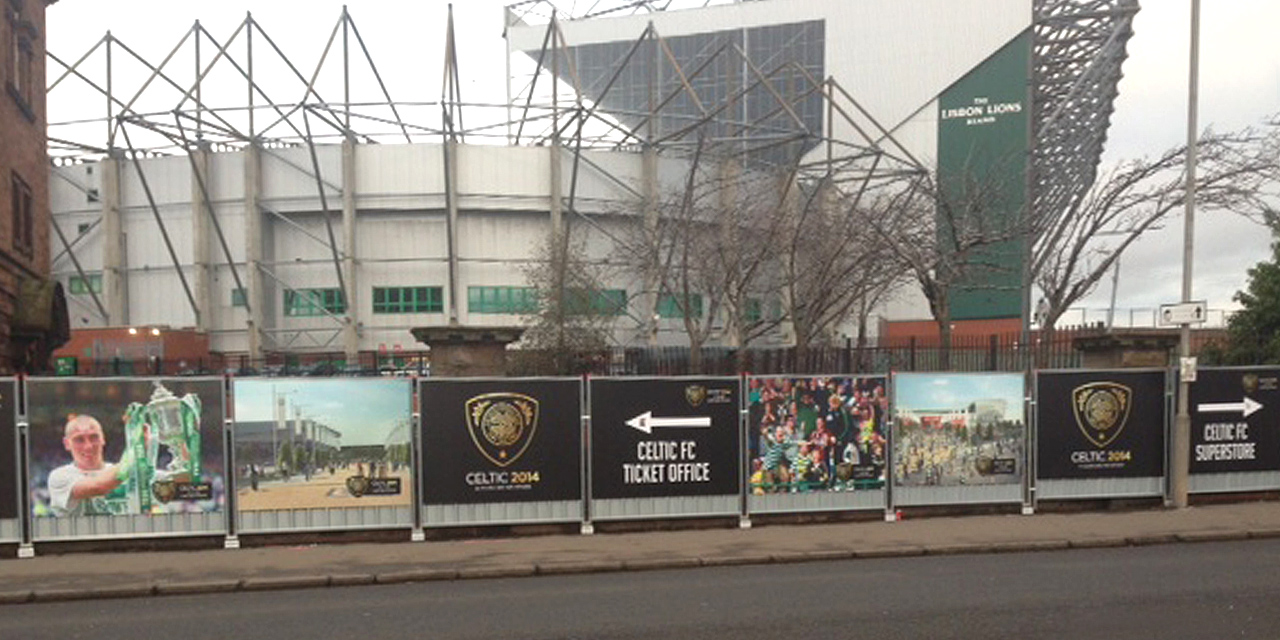 Celtic Park Redevelopment 2014 3d Visualisation Ads Ltd